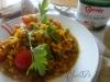 Risotto con zucchine fiori di zucca e zafferano 6