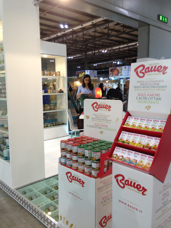 Stand Bauer TuttoFood 2013 6