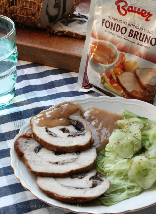 Arrosto-pancetta-radicchio-brie