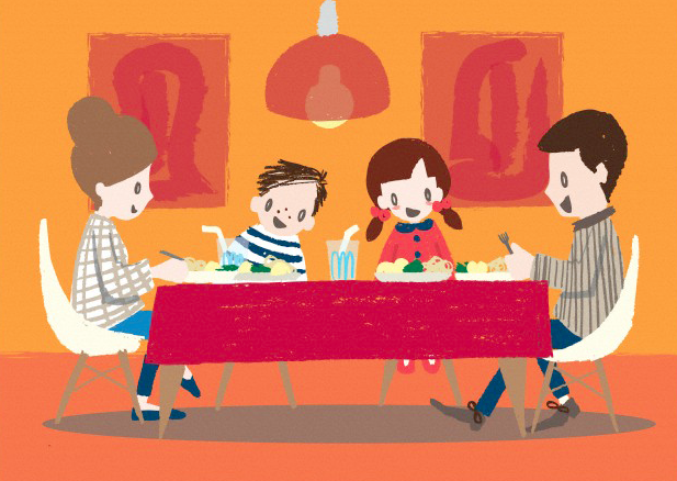 mangiare-piano-a-tavola