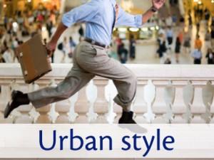 Bauer, Urban style