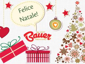 Natale, felicità, Bauer