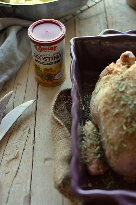 pollo-castagne-salsa-caldiff-Arostina-Bauer