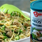 spaghetti-tonno-gratinato-zucchine-Arostina-Bauer