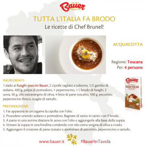 Abbiamo un regalo per voi... Le Foto-ricette dello Chef stellato Peter Btunel! ;)
