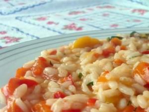 risotto-peperoni