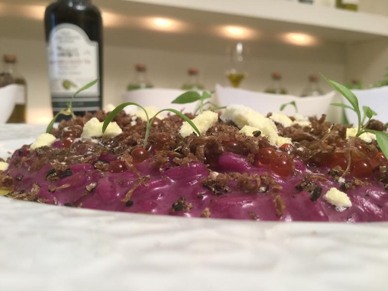 risotto-cavolo-cappuccio-uova-trota-tartufo-chef-brunel
