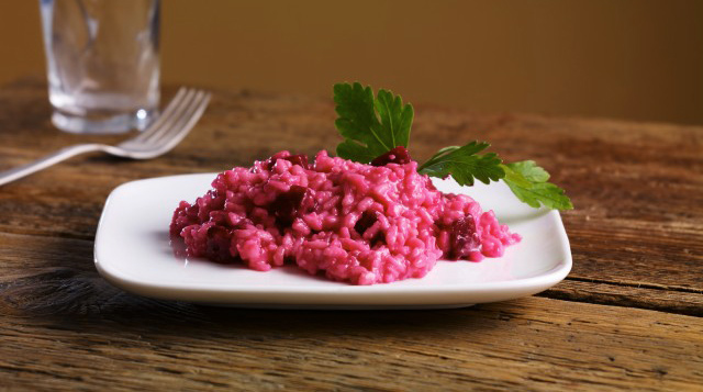 risotto-barbabietola-gorgonzola