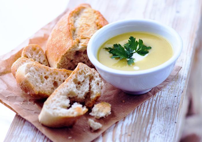 zuppa-patate-topinambur-cremosa