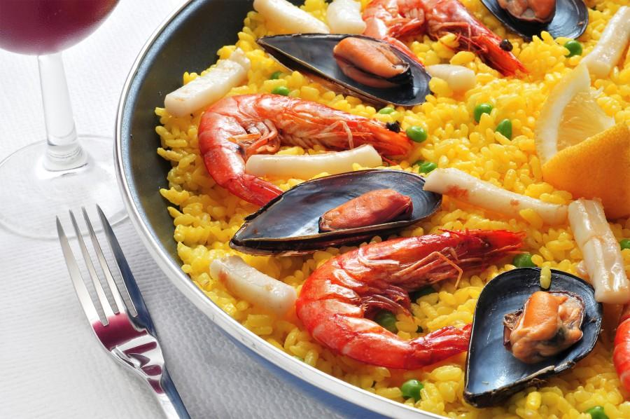 cucina spagnola Bauer
